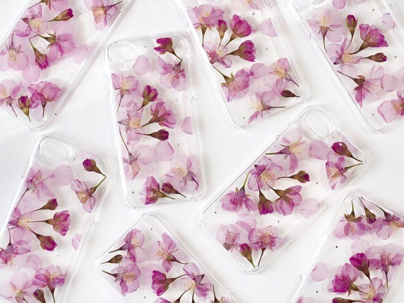 2020.4.2(木)〜丸の内初出店!銀座東急プラザや渋谷ヒカリエにも出店! 押し花を使ったアクセサリーや雑貨を販売します。